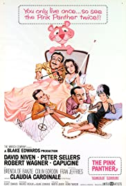 The Pink Panther (1963) Poster - Movie Forum, Cast, Reviews