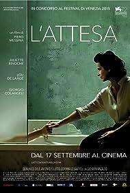 Juliette Binoche in L'attesa (2015)