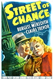 Street of Chance (1942) Poster - Movie Forum, Cast, Reviews
