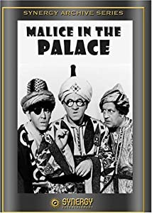 Malice in the Palace USA