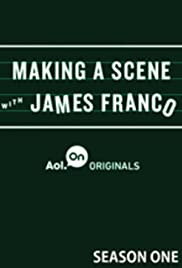 Making a Scene with James Franco Poster