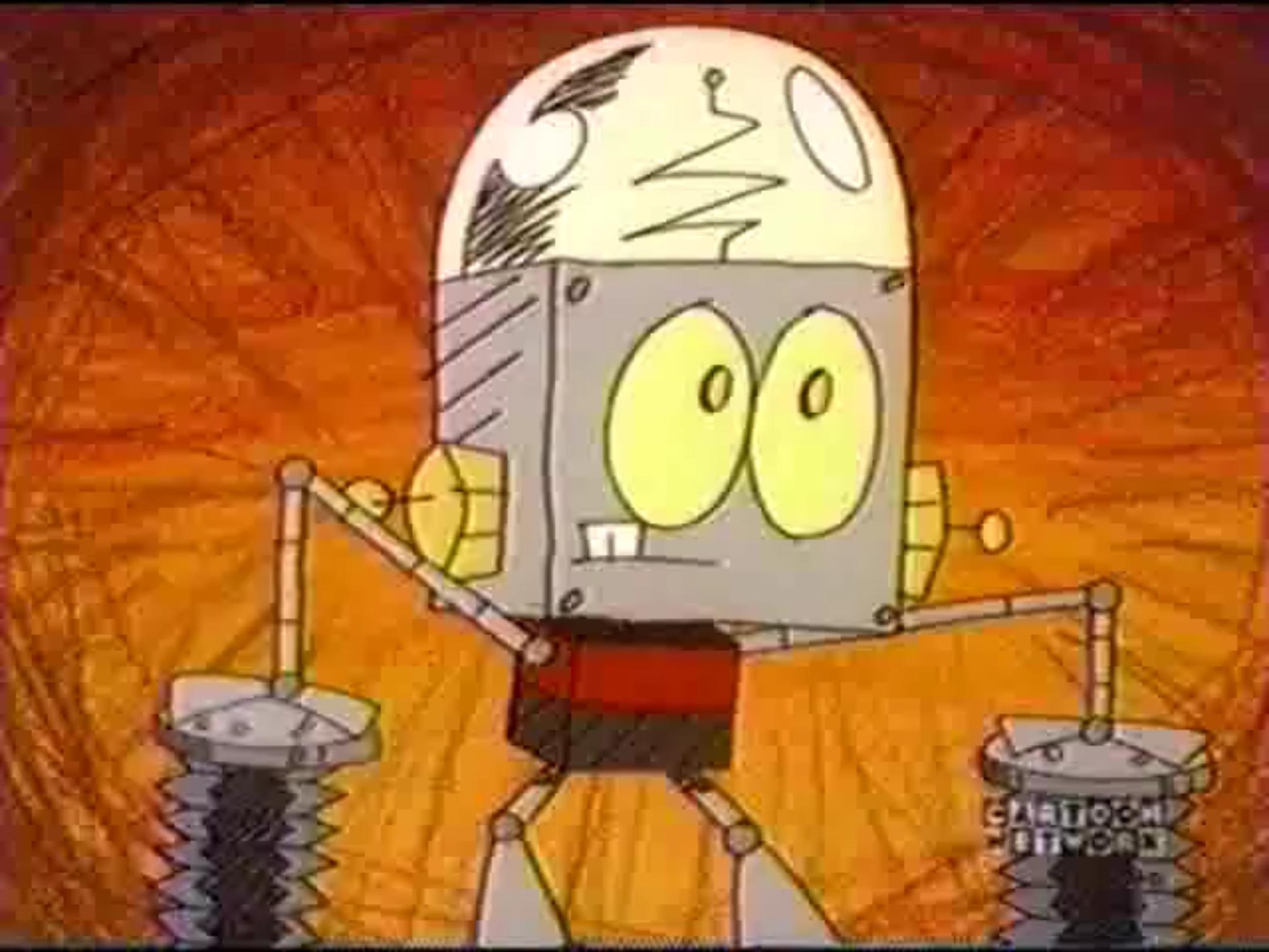 Whatever Happened to... Robot Jones? (2002)