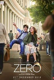 Shah Rukh Khan and Anushka Sharma in Zero (2018)