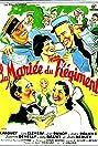 La mariée du régiment (1936) Poster