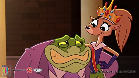 Best english movie site free watch online The Toad Who Would Be King by none [hdv]