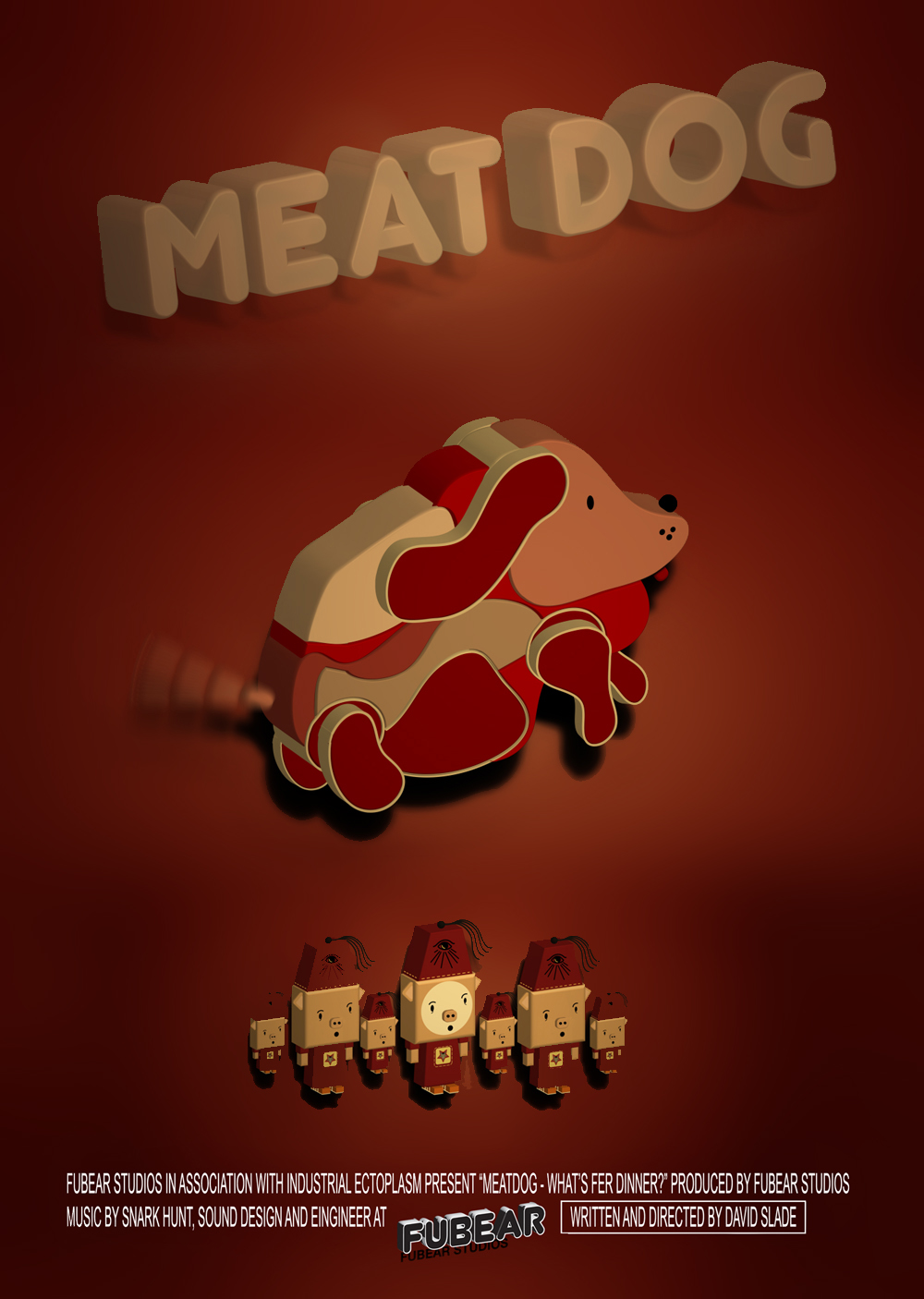 Meat Dog: What's fer Dinner (2008) - IMDb