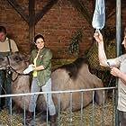 Anna Bertheau, Elisabeth Lanz, and Thorsten Wolf in Tierärztin Dr. Mertens (2006)