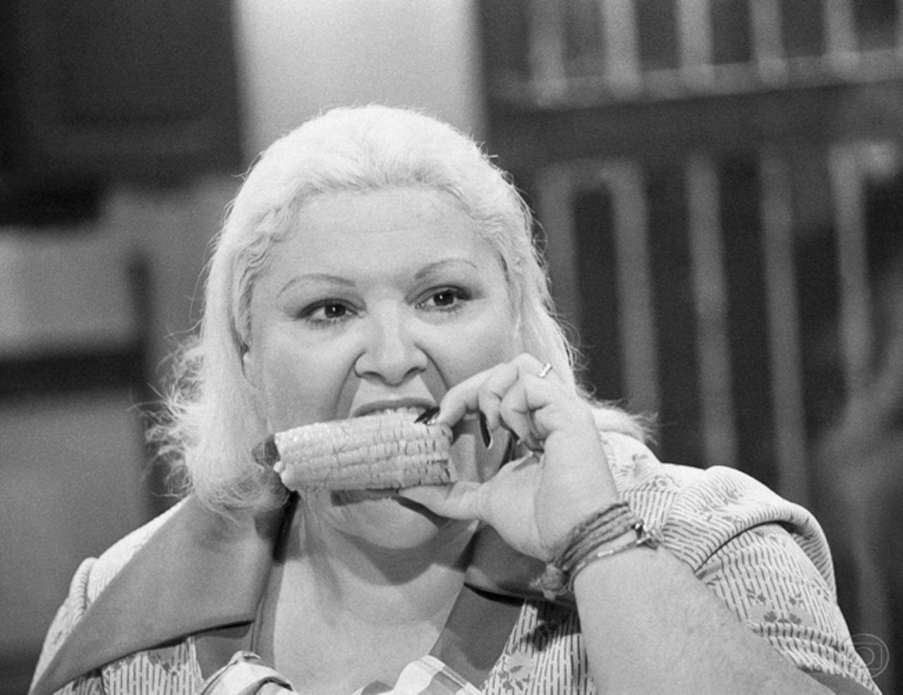 Wilza Carla in Saramandaia (1976)