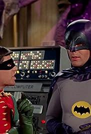 Batman's Anniversary Poster
