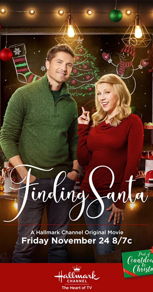 finding santa tv movie 2017 full cast crew imdb - Finding John Christmas Cast