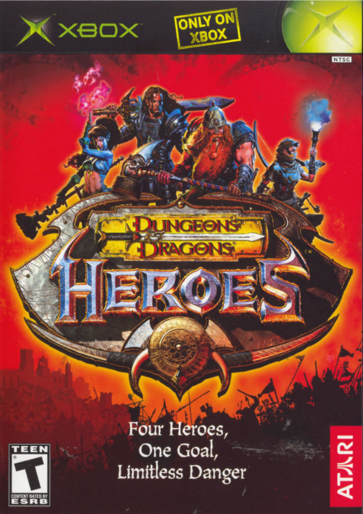Dungeons Dragons Heroes Video Game 2003 Imdb