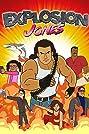 Explosion Jones (2017) Poster