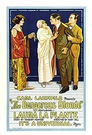The Dangerous Blonde Poster