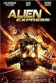 Alien Express Poster