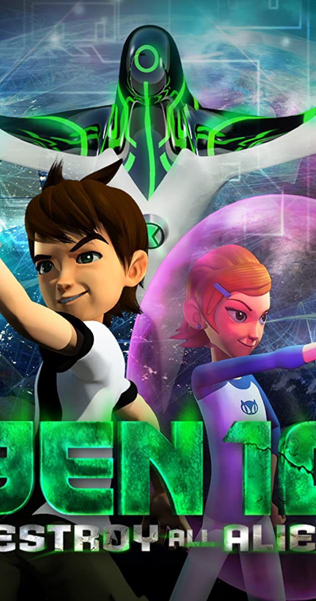 Ben 10: Destroy All Aliens 2012