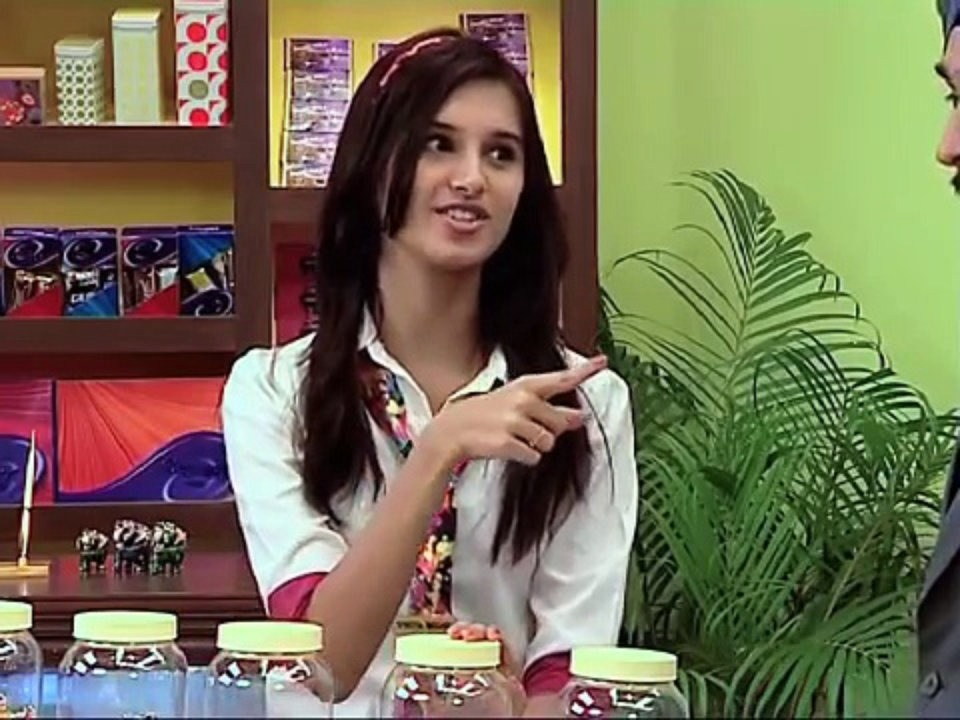 Tara Sutaria in The Suite Life of Karan & Kabir (2012)