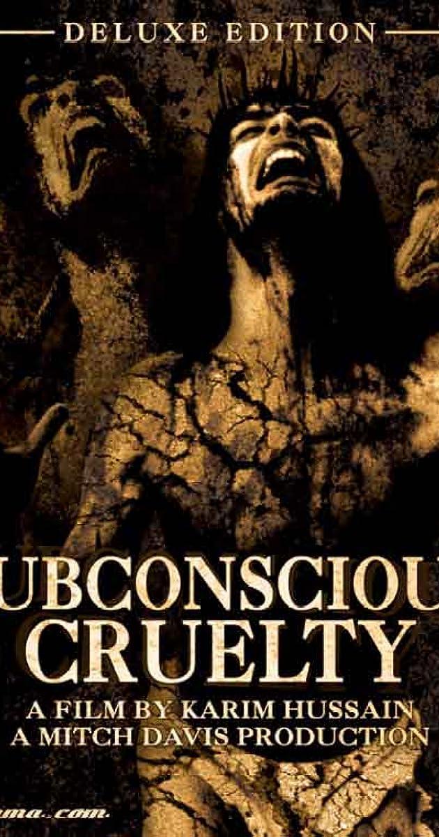 Subconscious Cruelty (2000) Subtitles