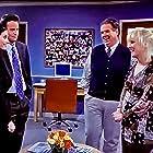 Courteney Cox, Matthew Perry, Anna Faris, and Jim O'Heir in Friends (1994)