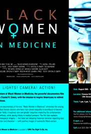 Black Women in Medicine Poster