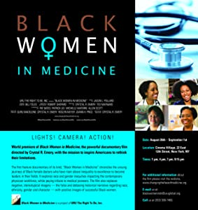 MP4 downloads for psp movies Black Women in Medicine USA [WEBRip]