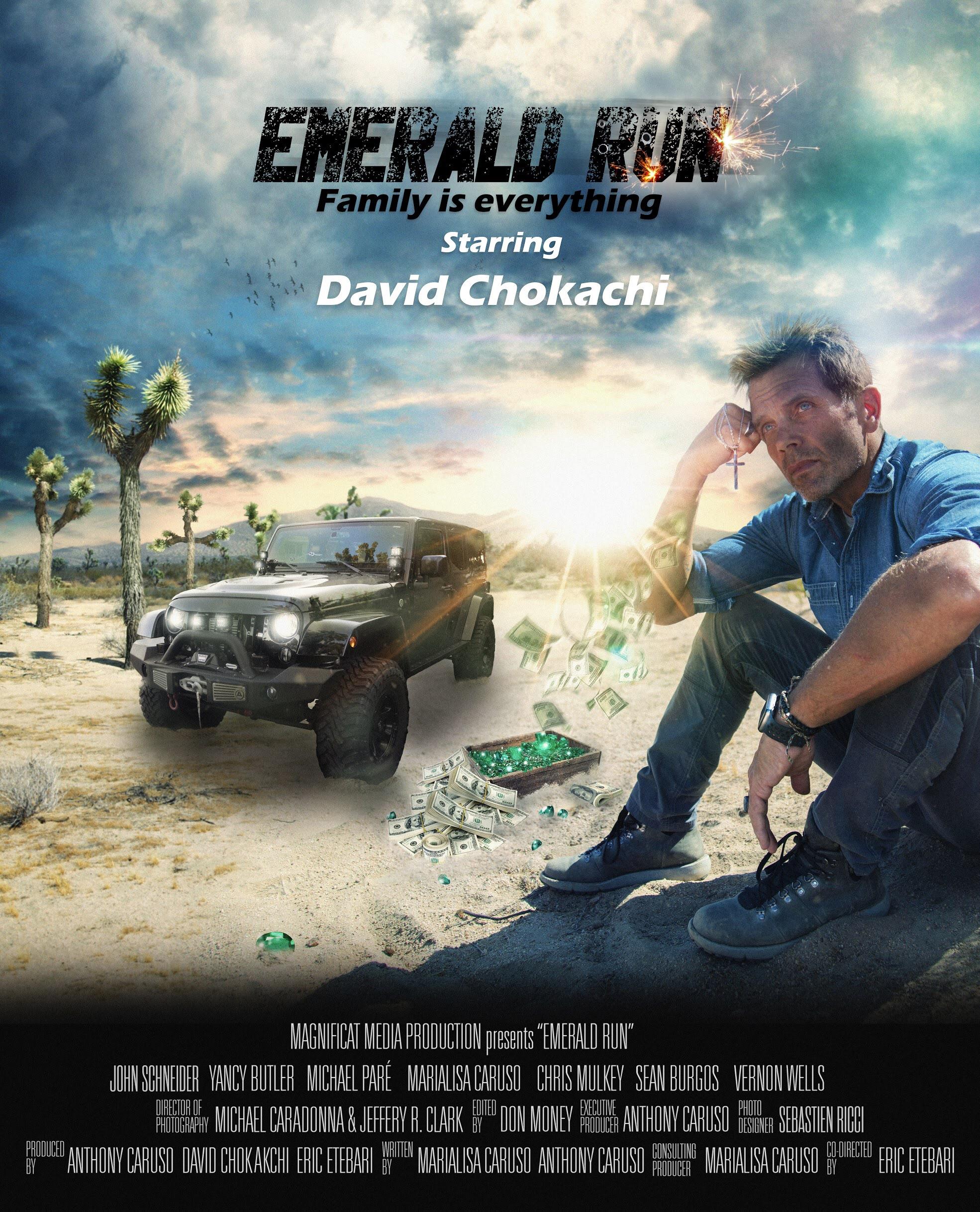 Emerald Run (2020)