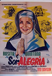 Sor Alegría Poster