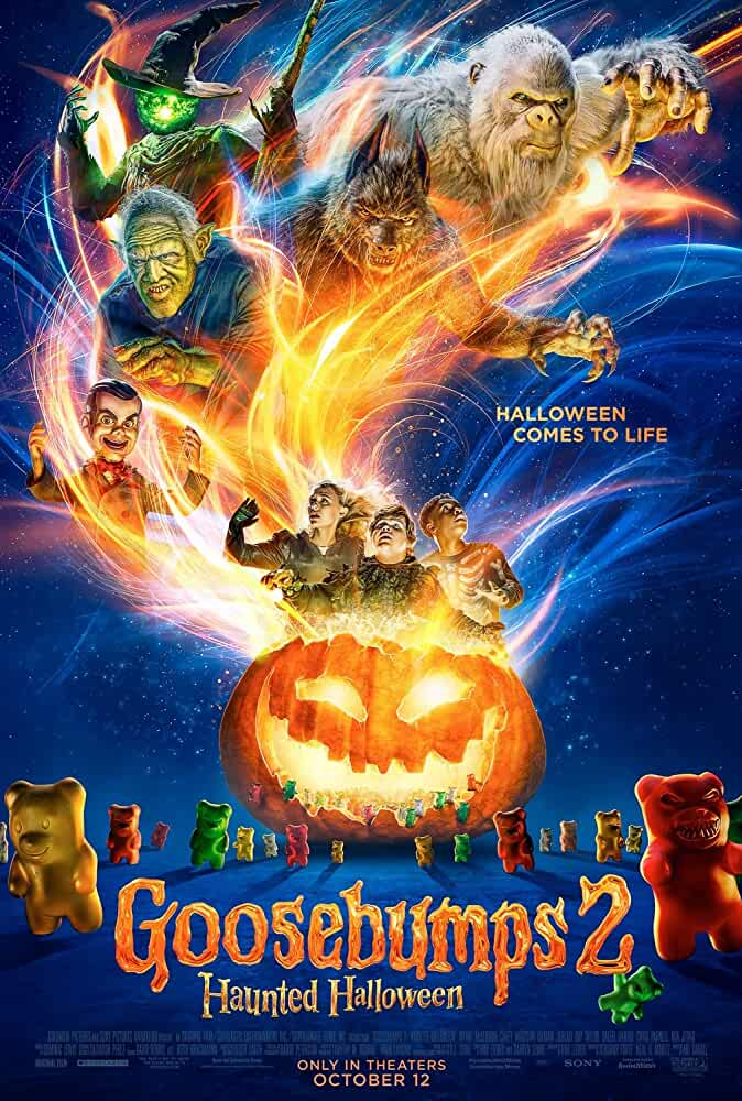 Goosebumps 2: Haunted Halloween  (2018) Dual Audio [Hindi + English] | x264 Bluray | 720p | 480p | Download | Watch Online | GDrive | Direct Links