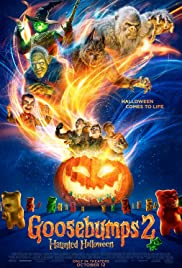 Play or Watch Movies for free Goosebumps 2: Haunted Halloween (2018)