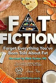 Sarah Hallberg, Gary Taubes, Tim Noakes, Mark Hyman, Robert Lustig, Nina Teicholz, and Jason Fung in Fat Fiction (2020)