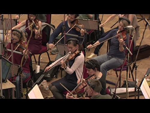 The Theory of Everything - Behind The Scenes Original Score