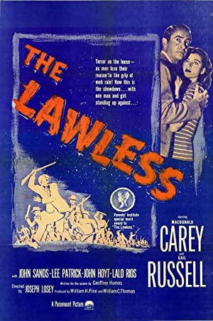 Where to stream The Lawless
