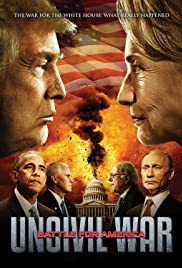 Uncivil War: Battle for America Poster