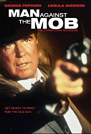 Man Against the Mob: The Chinatown Murders Poster