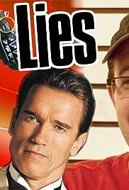 True Lies Review (1994) The Tippy Top of Mount Schwarzenegger Poster