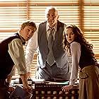 Frank Langella, Kate Bosworth, and Sam Huntington in Superman Returns (2006)
