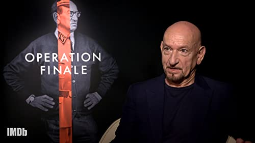 'Operation Finale' Cast on Why This Story Was Worth Taking Big Career Risks