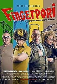 Fingerpori Poster