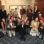 Kierston Wareing, Massimiliano Lazzaretti, Gustavo Portugal, Fabio Paolucci, Alexa Waugh, Anna Papa, and Tommy French in I Love My Mum (2018)