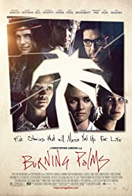 Dylan McDermott, Nick Stahl, Rosamund Pike, Zoe Saldana, Paz Vega, and Lake Bell in Burning Palms (2010)