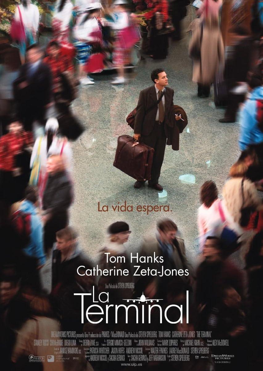 The Terminal (2004) Hindi Dubbed