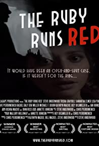 Primary photo for The Ruby Runs Red