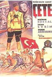 Çete Poster