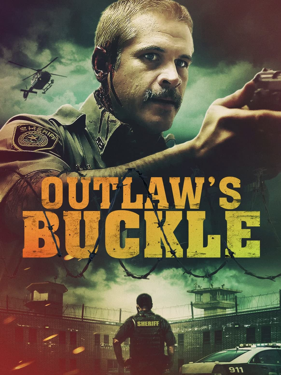 Outlaws Buckle (2021) English 720p HDRip 800MB Download