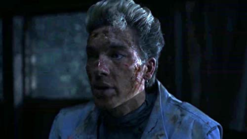 American Horror Story: AHS 1984: Xavier Fight