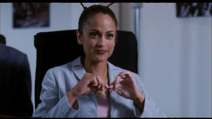 Anne-Marie Johnson in Pursuit of Happiness (2001)