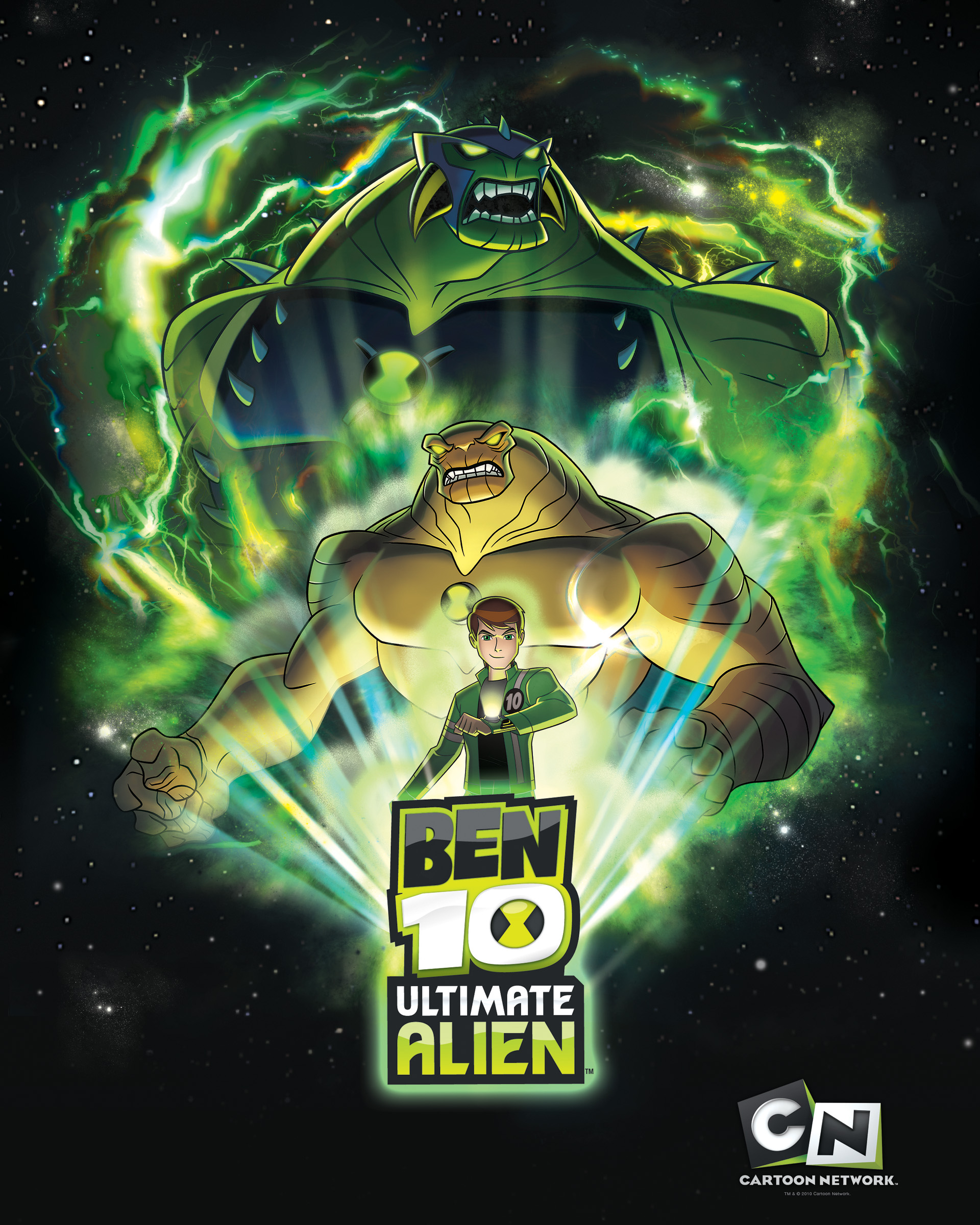 Ben 10: Ultimate Alien (TV Series 2010–2012) - IMDb