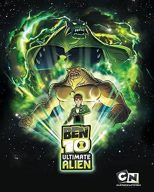 دانلود سریال Ben 10: Ultimate Alien