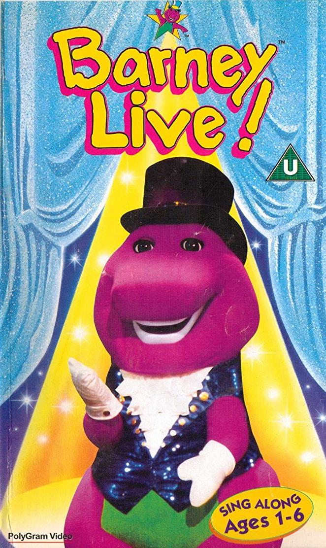Barney Live! In New York City (Video 1994) - IMDb