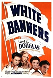 White Banners Poster