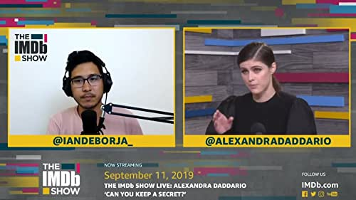 "Alexandra Daddario on the Performances in ""Why Women Kill"""